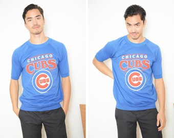 Vintage Chicago Cubs Sweater