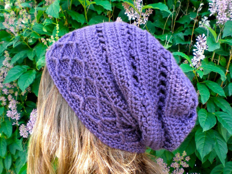 d710f85d56c Crochet Beanie Pattern Tundra Breeze Beanie Crochet Pattern