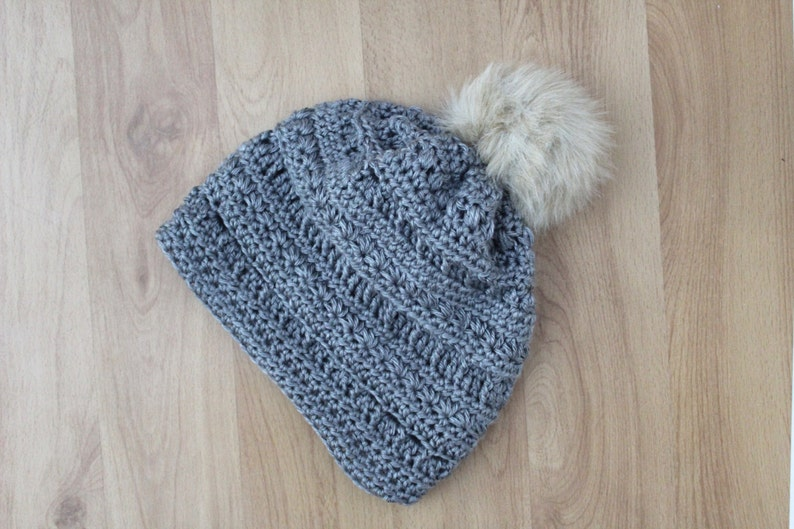 2eb47eaafcf Crochet Beanie Pattern American Ginger Beanie Pattern with