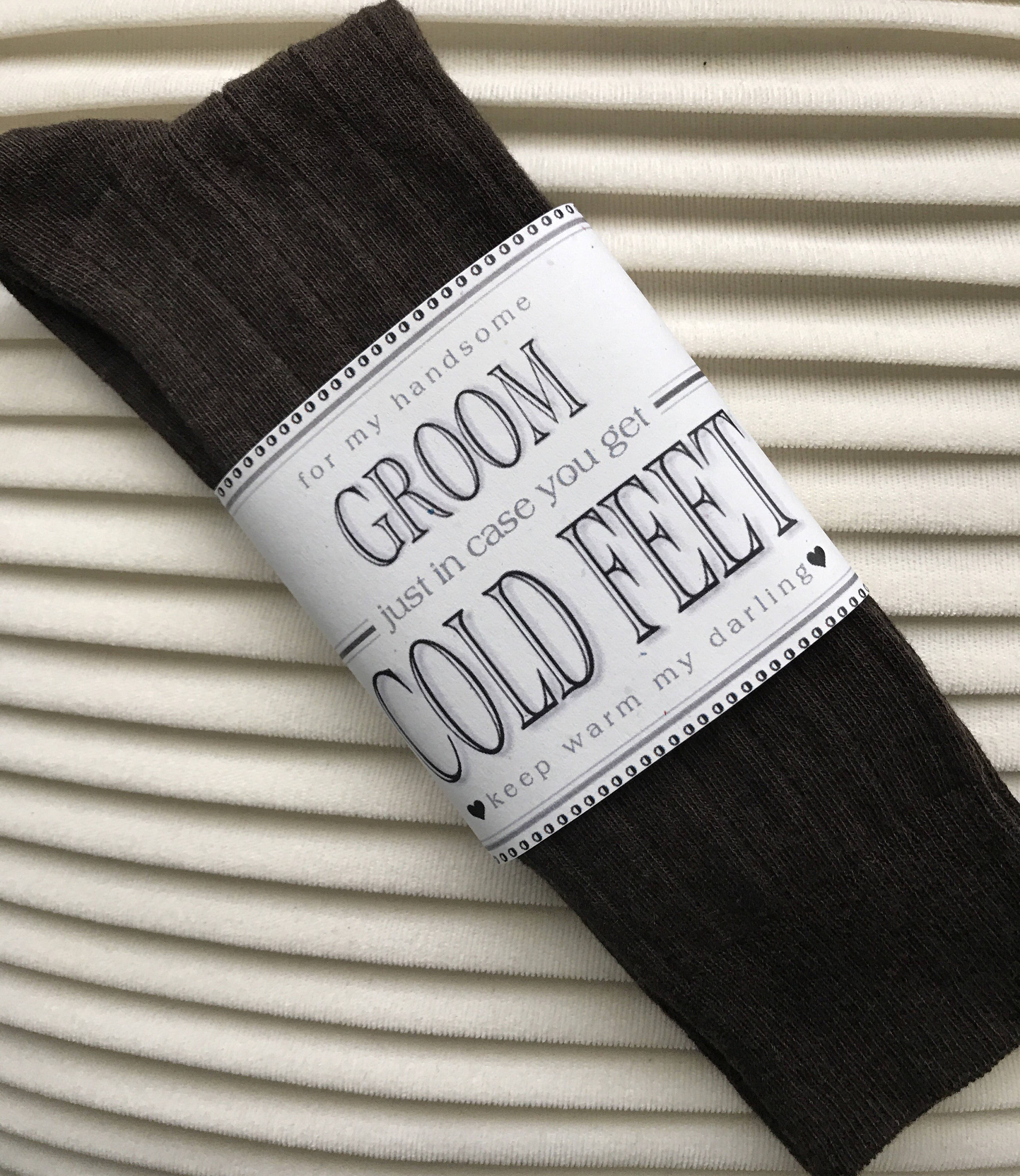 Wedding Gift Sale: Sale Fabulous Groom's Wedding Gift From Bride Striped