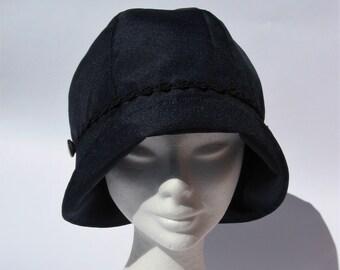 Cappello Cloche Etsy