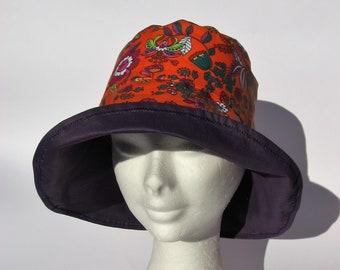Cappello da pioggia leggero e4dd27616673