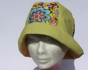 a011c494cad Colorful floppy hat
