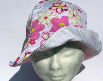 womens summer sun hat, lightweight cotton sun hat,beach, sun protection, holiday