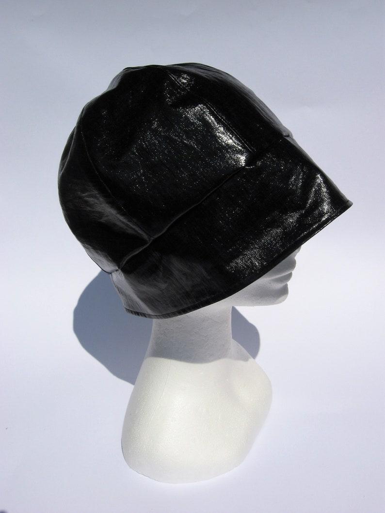 Cappello da pioggia cappello cloche impermeabile stile anni  ebe2c12d3093