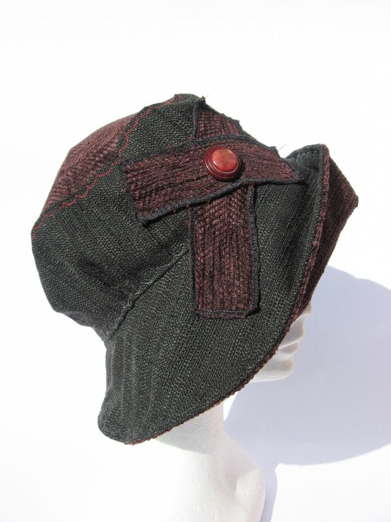 e4caa29c99e3f Womens fedora hat hat bohemian style fabric hat spring fall