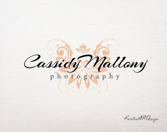 Photography Logo - Customized for any business logo - Premade Photography Logos- Watermark 043