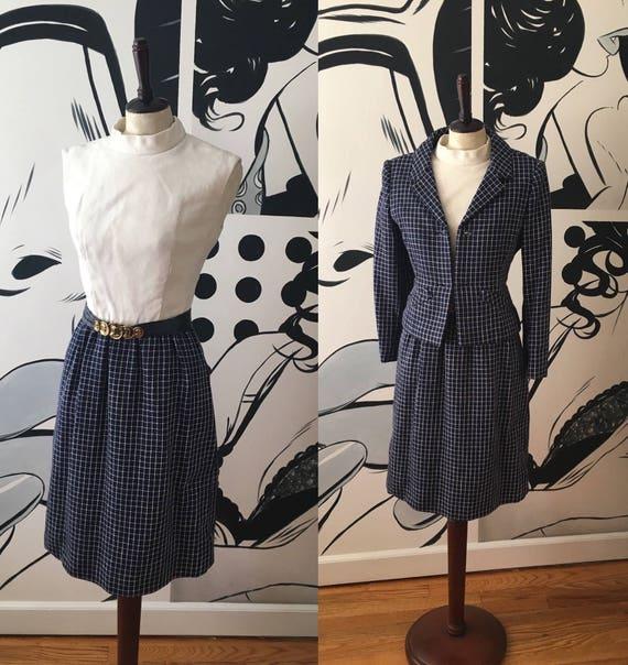 Geoffrey Beene 2 Piece Dress Suit