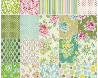 Nicey Jane by Heather Bailey 42 Piece Charm Pack 5 inch Precuts By Heather Bailey Designer Fabric Precuts