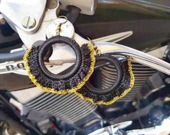 Fine Crocheted Jewelry
