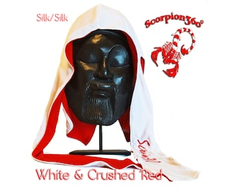 Reversible Silk Du-Rags