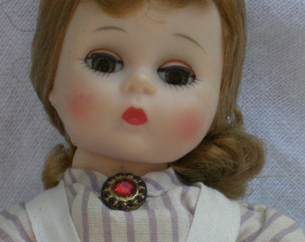 "Doll - Madame Alexander Doll - Meg - ""Little Women"" - Vintage"