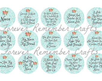 Niece Quotes Sayings Etsy