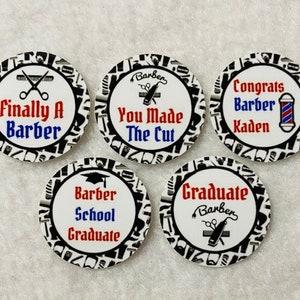 Set of 50100150200 Pickleball 1 Inch Confetti Circles