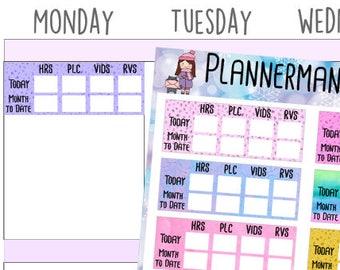 Jw planner stickers | Etsy