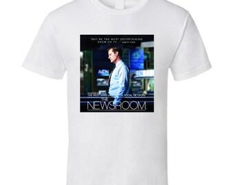 The Newsroom Tv Show Fan T Shirt