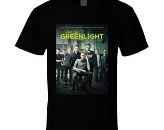 Project Greenlight Inside The Drama Of Making Comedy Matt Damon Ben Affleck Tv Show Fan T Shirt