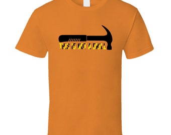 This Is Not A Drill Funny Hammer Safety T Shirt