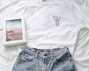 Got7 Lightstick Kpop T-Shirt (Design by Sleepiest Designs)