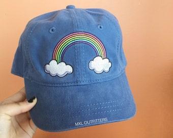 Limited Edition Rainbow Baseball Cap