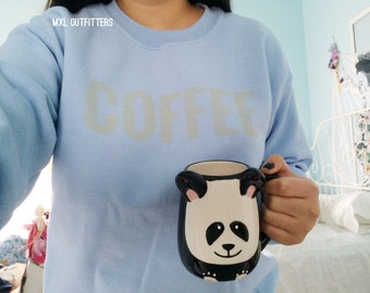 Coffee Crewneck Sweatshirt
