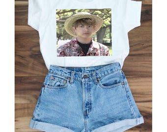 Hawaii Jungkook meme BTS T-Shirt