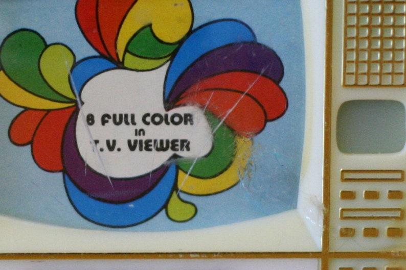 Niagara Falls Souvenir TV Viewer  View Master Style  Made in Hong Kong