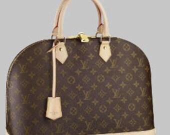 Chocolate Louis Vuitton Treat Box Purse