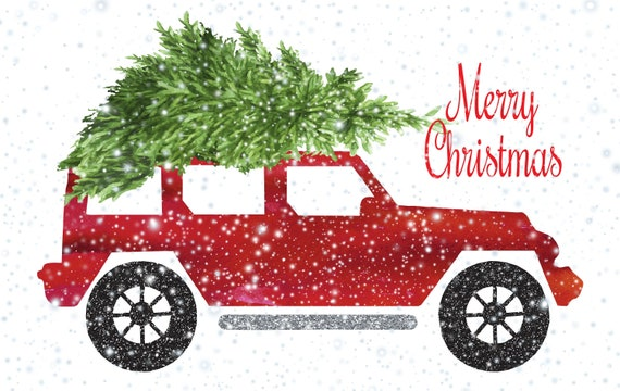 Christmas Jeep.Christmas Jeep Read To Press Sublimation Transfer Christmas Sublimation Transfer Shirt Transfer Jeep Lover Gift Holiday Transfers