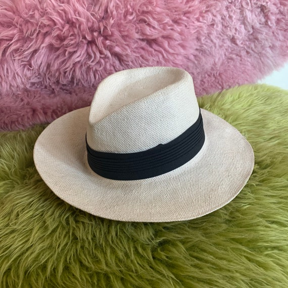 Vintage 70s Does 40s Women's Smooth Criminal Whit… - image 7