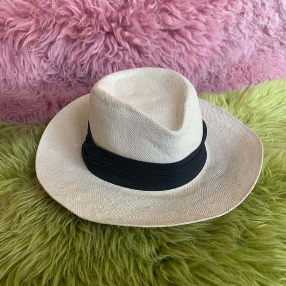 Vintage 70s Does 40s Women's Smooth Criminal Whit… - image 4