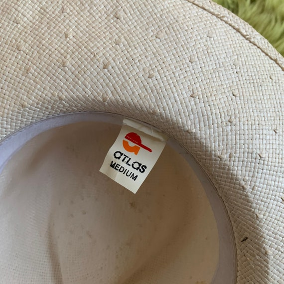 Vintage 70s Does 40s Women's Smooth Criminal Whit… - image 5