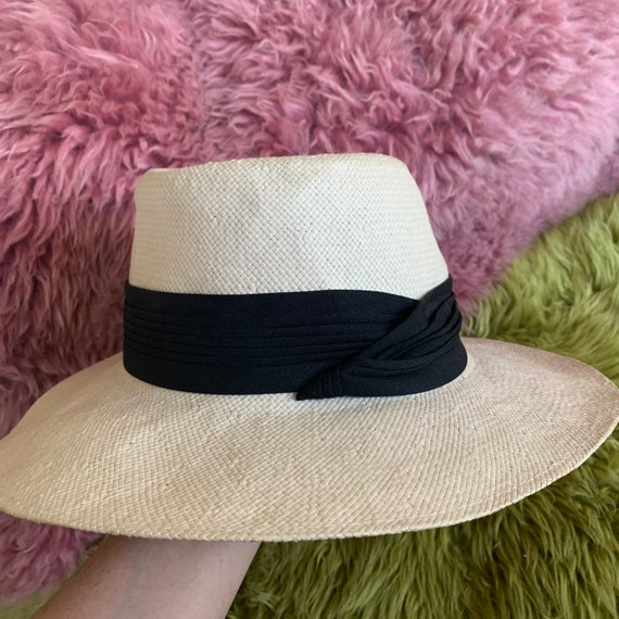 Vintage 70s Does 40s Women's Smooth Criminal Whit… - image 3