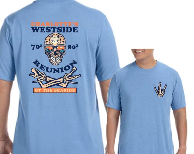 Custom Listing for Charlotte's Westside 70z-80z Seaside Reunion