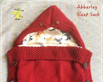 Abberley Sleep Sack PATTERN