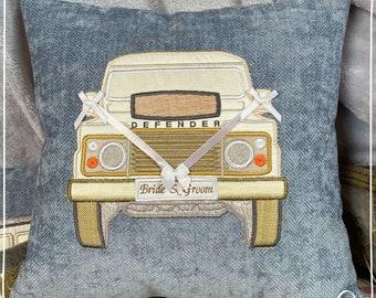 Wedding 4WD Cushion