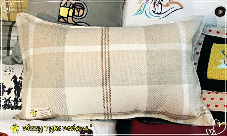Love Cycling  Applique  Cushion
