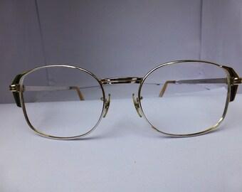 a130fd941790 Vintage GASPARI Gold Filled Eyeglasses