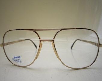 2e2f8f9adfe9 Vintage 80s SAFILO Sporting 106 Eyeglasses Frame Italy