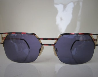 c5ff2bb4210 Vintage 90s CAZAL Mod 248 Sunglasses Germany