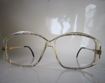 cb6e3ea29e90 Vintage 80s CAZAL Eye Glass Frame West Germany