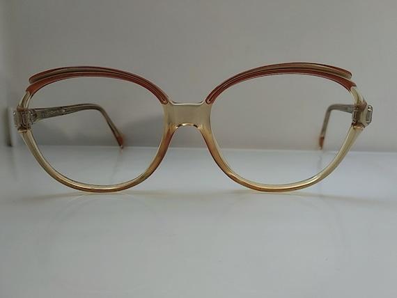 Vintage 80s PACO RABANNE  505 Woman Eyeglasses Fra