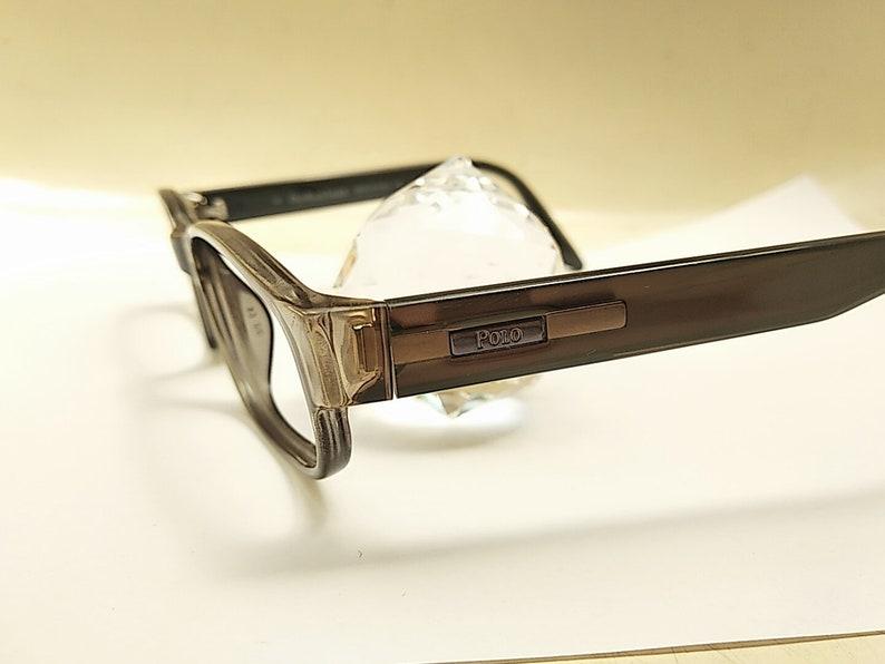 Vintage  Optyl POLO Ralph Lauren Mod 406 Eyelgass Frame Italy
