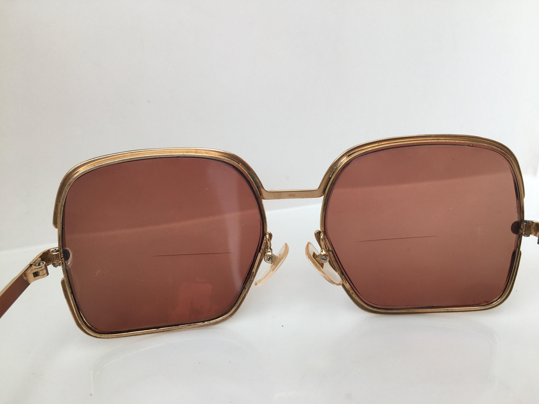 Vintage 80s Silueta Mod 421 Gafas de Sol Marco de Gafas