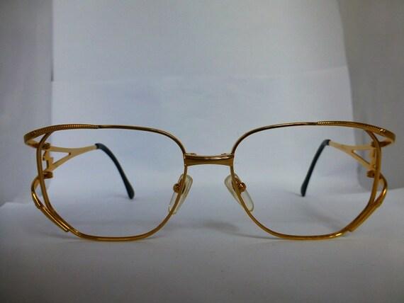 VINTAGE JEAN PATOU Lady Eyeglass Frame Paris