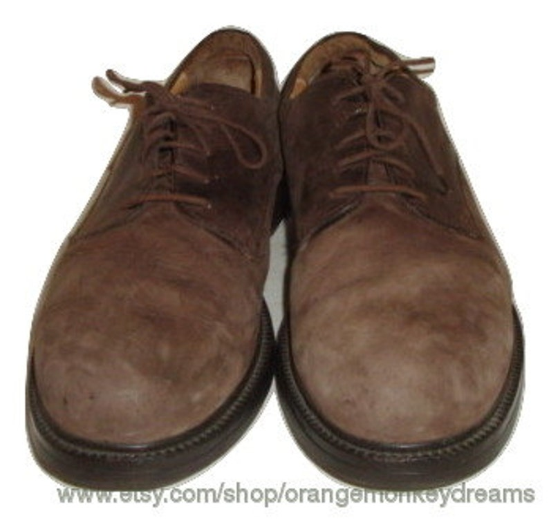 1e50631322 Vintage CLARKS leather brown shoes oxfords hipster indie men | Etsy