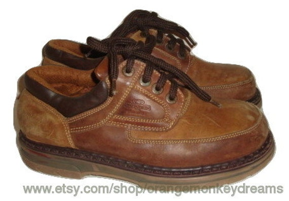 9 hipster homme Oxford en indie chaussures MOSCHINO cuir nous 5 taille marron 42 9 qXzwx0x