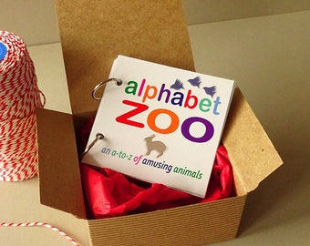 abc alphabet preschool gifts for toddlers, learning the alphabet book for kids, az animals a to z
