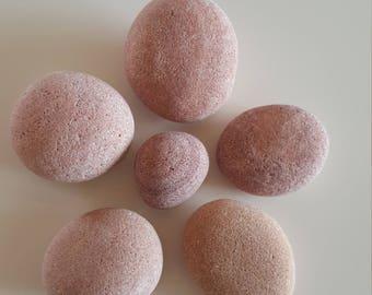 Baltic sea stones