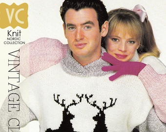"""VINTAGE 80's KNIT 